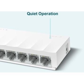 Коммутатор TP-Link LS1008 8x100Mb неуправляемый -2