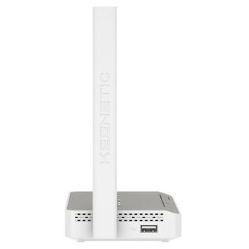 Роутер беспроводной Keenetic 4G N300 10/100BASE-TX/4G ready белый -3