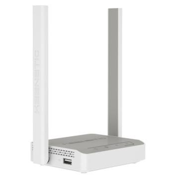 Роутер беспроводной Keenetic 4G N300 10/100BASE-TX/4G ready белый -4