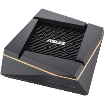 Роутер беспроводной Asus RT-AX92U(2-PK) AX6100 10/100/1000BASE-TX черный (упак.:2шт) -5