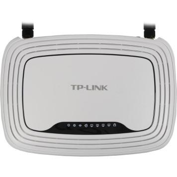 Роутер беспроводной TP-Link TL-WR841N N300 10/100BASE-TX белый -5