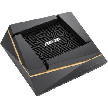 Роутер беспроводной Asus RT-AX92U(2-PK) AX6100 10/100/1000BASE-TX черный (упак.:2шт) -2