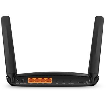 Роутер беспроводной TP-Link Archer MR600 AC1200 10/100/1000BASE-TX/3G/4G/4G+ cat.6 черный -1