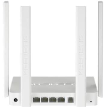 Роутер беспроводной Keenetic Duo AC1200 10/100BASE-TX/xDSL/4G ready белый -2