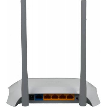 Роутер беспроводной TP-Link TL-WR840N N300 10/100BASE-TX белый -1