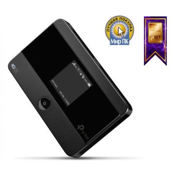 Роутер беспроводной TP-Link M7350 N300 3G/4G cat.4 черный -6