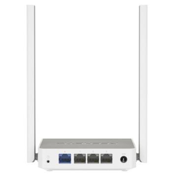 Роутер беспроводной Keenetic 4G N300 10/100BASE-TX/4G ready белый
