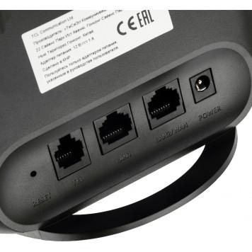 Интернет-центр Alcatel LINKHUB HH42CV (HH42CV-2AALRU1-1) 10/100BASE-TX/3G/4G cat.4 черный -4