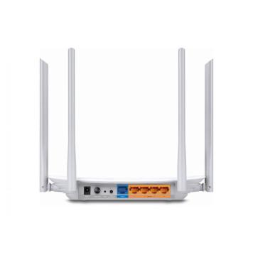 Роутер беспроводной TP-Link Archer C50(RU) AC1200 10/100BASE-TX белый -4