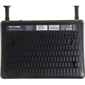 Роутер беспроводной TP-Link TL-MR6400 N300 10/100BASE-TX/4G cat.4 черный -1