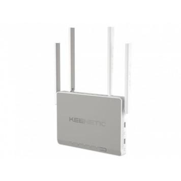 Роутер беспроводной Keenetic Ultra AC2600 10/100/1000BASE-TX/4G ready белый -2