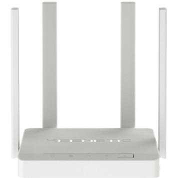 Роутер беспроводной Keenetic Duo AC1200 10/100BASE-TX/xDSL/4G ready белый -4