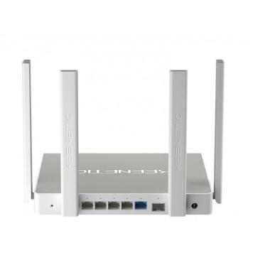 Роутер беспроводной Keenetic Ultra AC2600 10/100/1000BASE-TX/4G ready белый -3