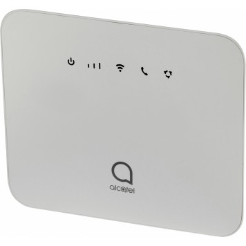 Интернет-центр Alcatel LINKHUB HH42CV (HH42CV-2BALRU1-1) 10/100BASE-TX/3G/4G cat.4 белый -5