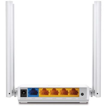 Роутер беспроводной TP-Link Archer C24 AC750 10/100BASE-TX белый -2