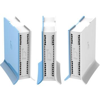 Роутер беспроводной MikroTik hAP lite (RB941-2ND) N300 10/100BASE-TX белый -2