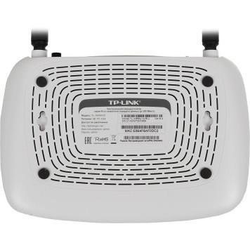 Роутер беспроводной TP-Link TL-WR841N N300 10/100BASE-TX белый -1