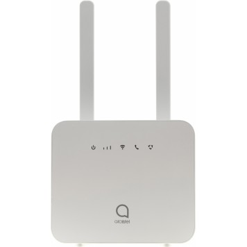 Интернет-центр Alcatel LINKHUB HH42CV (HH42CV-2BALRU1-1) 10/100BASE-TX/3G/4G cat.4 белый -4