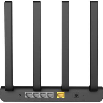 Роутер беспроводной Netis N2 AC1200 10/100/1000BASE-TX черный -3