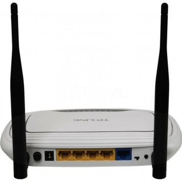 Роутер беспроводной TP-Link TL-WR841N N300 10/100BASE-TX белый -4