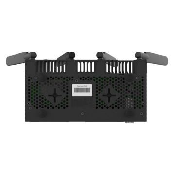 Роутер беспроводной MikroTik RB4011iGS+5HacQ2HnD-IN AC2000 10/100/1000BASE-TX/SFP+ черный -1