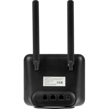 Интернет-центр Alcatel LINKHUB HH42CV (HH42CV-2AALRU1-1) 10/100BASE-TX/3G/4G cat.4 черный -9