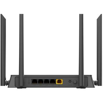 Роутер беспроводной D-Link DIR-841 (DIR-841/RU/A1A) AC1200 10/100/1000BASE-TX черный