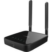 Интернет-центр Alcatel HH41V (HH41V-2AALRU1-1) 10/100BASE-TX/4G(3G) cat.4 черный