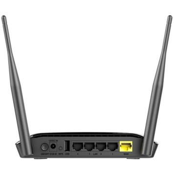 Роутер беспроводной D-Link DIR-620S (DIR-620S/A1) N300 черный