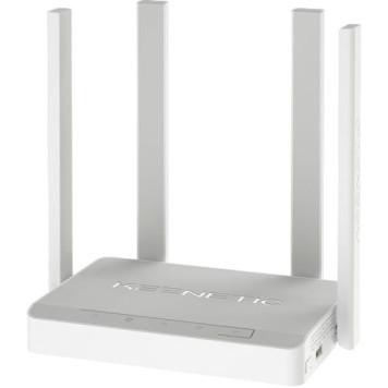 Роутер беспроводной Keenetic Duo AC1200 10/100BASE-TX/xDSL/4G ready белый -3