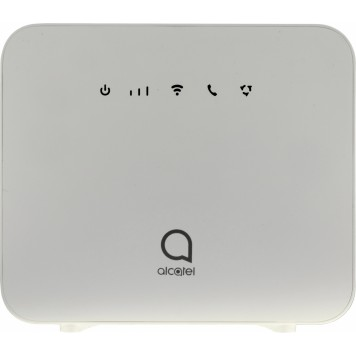 Интернет-центр Alcatel LINKHUB HH42CV (HH42CV-2BALRU1-1) 10/100BASE-TX/3G/4G cat.4 белый