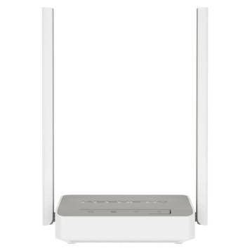 Роутер беспроводной Keenetic 4G N300 10/100BASE-TX/4G ready белый -2