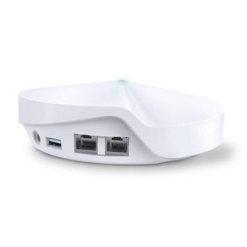 Бесшовный Mesh роутер TP-Link Deco M9 Plus (DECO M9 PLUS(2-PACK)) AC2200 10/100/1000BASE-TX (упак.:2шт) -5
