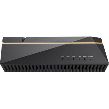 Роутер беспроводной Asus RT-AX92U(2-PK) AX6100 10/100/1000BASE-TX черный (упак.:2шт) -1