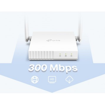 Роутер беспроводной TP-Link TL-WR844N N300 10/100BASE-TX белый -3