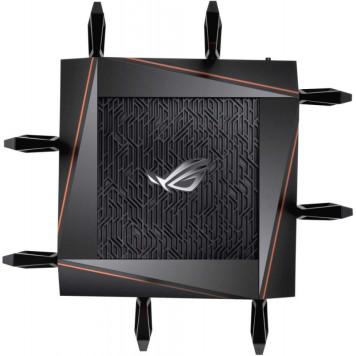 Роутер беспроводной Asus GT-AX11000 AX11000 10/100/1000BASE-TX/4G ready черный -3