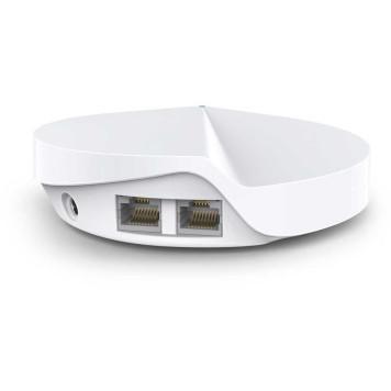 Бесшовный Mesh роутер TP-Link Deco M5 (DECO M5(2-PACK)) AC1300 10/100/1000BASE-TX белый (упак.:2шт) -4