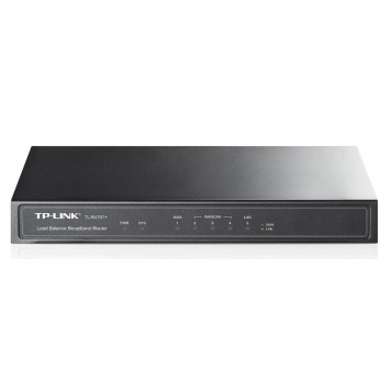 Роутер TP-Link TL-R470T+ 10/100BASE-TX черный -1