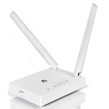 Роутер беспроводной Netis W1 N300 10/100BASE-TX белый -2