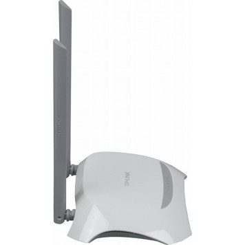 Роутер беспроводной TP-Link TL-WR840N N300 10/100BASE-TX белый -2
