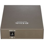 Медиаконвертер D-Link DMC-515SC/D DMC-515SC/D7A 1x10/100Base-TX 1x100Base-FX SC 15km