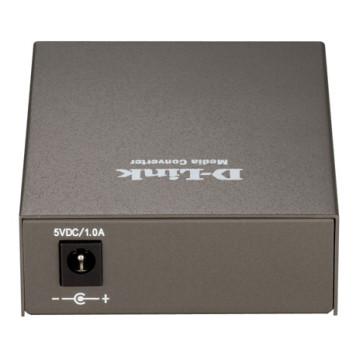 Медиаконвертер D-Link DMC-G01LC 100Base-TX/1000BASE-T Gig Eth -1