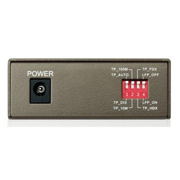 Медиаконвертер TP-Link MC112CS 10/100Mbit RJ45 SC 802.3u 10/100Base-TX 100Base-FX -1