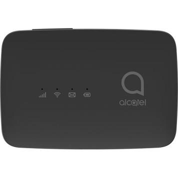 Модем 2G/3G/4G Alcatel Link Zone MW45V USB Wi-Fi Firewall +Router внешний черный
