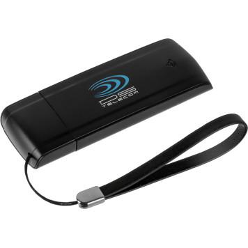 Модем 2G/3G/4G DS Telecom DSA901 USB внешний черный -2
