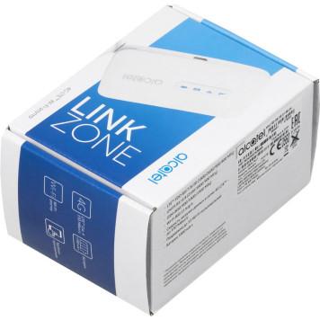 Модем 2G/3G/4G Alcatel Link Zone MW40V USB Wi-Fi Firewall +Router внешний белый -3
