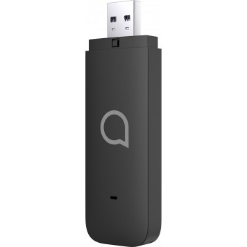 Модем 2G/3G/4G Alcatel Link Key IK41VE1 USB внешний черный -3