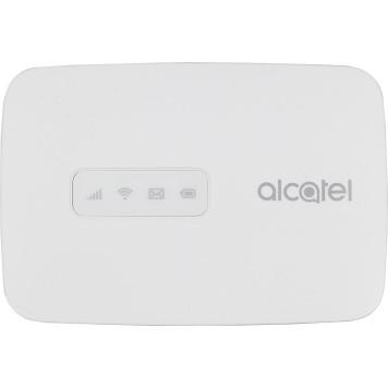 Модем 2G/3G/4G Alcatel Link Zone MW40V USB Wi-Fi Firewall +Router внешний белый -1