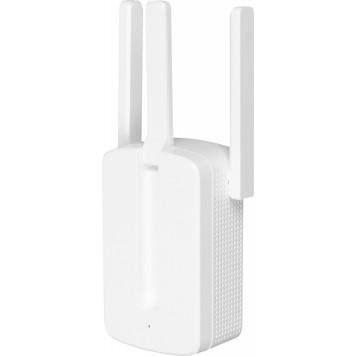 Повторитель беспроводного сигнала Mercusys MW300RE N300 Wi-Fi белый -7