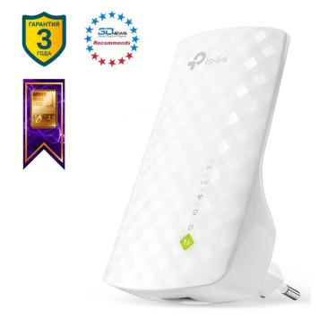 Повторитель беспроводного сигнала TP-Link RE200 AC750 Wi-Fi белый -5